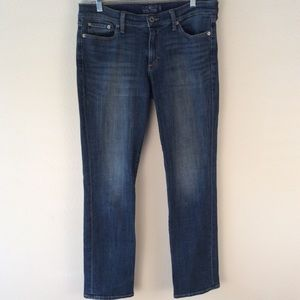 Lucky Brand Sweet Straight Jeans 12
